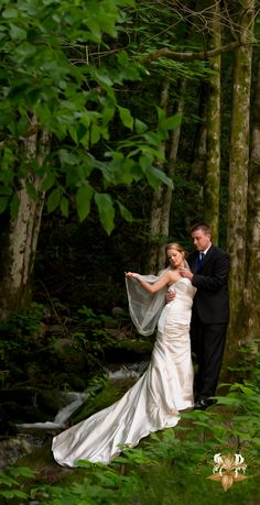 Weddings in the woods for adventurers, explorers, and privacy seekers...