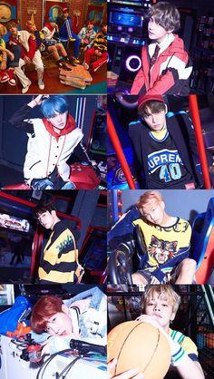BTS | Bangtan Boys | Love Yourseld 承 'Her' | DNA