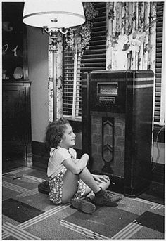 In the 1940s, the radio was a popular invention. It provided not only local news, but international news. That technology made a huge impact to America.