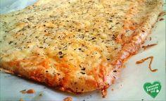 Parmesan Oopsies, low carb Diät rezept