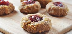 Vegan, Gluten-Free Thumbprint Cookies - mindbodygreen.com