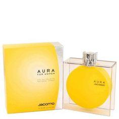 Aura By Jacomo Eau De Toilette Spray 2.4 Oz