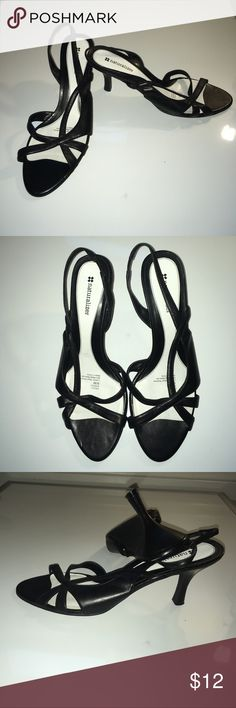 Naturalizer shoes In good condition. Have minimal abnormalities with no stains or discoloration. Please bundle for a discount or free items :) Listing is a curtesy to my mom as she cleans her closet out. Naturalizer Shoes Heels