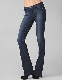 Paige Denim's Manhattan slim boot in Zoe. For some reason the Laguna cut is now called the Manhattan. Love love love love love its long inseam!