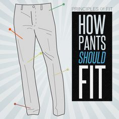 [Good article. I think this will definitely help my decisions in the future] Pants Rise Explained (and Why Low Rise Isn't Always Your Best Choice) - Primer