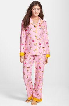 Munki Munki Flannel Pajamas available at #Nordstrom