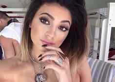 Kylie jenner eye makeup