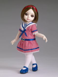 The Ultimate Patsy® - resin multi jointed doll BJD