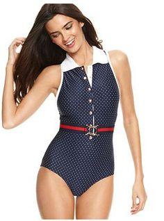 Tommy bathing suit *eeeek*