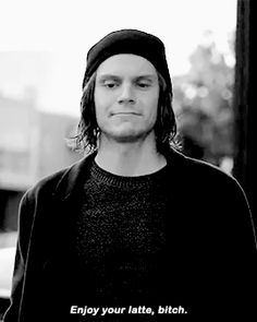 evan peters | Tumblr
