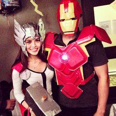 Thor helmet!