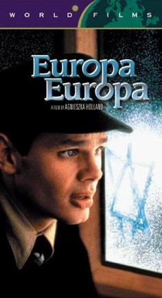 Directed by Agnieszka Holland.  With Solomon Perel, Marco Hofschneider, René Hofschneider, Piotr Kozlowski. A boy in Nazi Germany, trying to conceal that he is Jewish, joins the Hitler Youth.