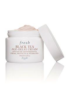 Black Tea Age-Delay Cream, 50ml by Fresh at Neiman Marcus.