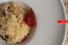 Il risotto con speck e Asiago è un primo semplice, con tutto il gusto dello speck e la dolcezza dell'Asiago: dedicato a chi ama i piatti ricchi di sapore.