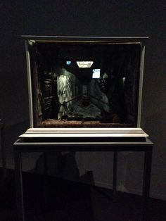 Dormitorium (decor), The Quay Brothers' Universum | EYE Filmmuseum Amsterdam 29/12