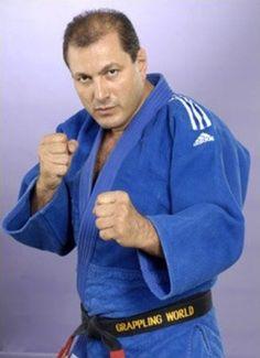 Gokor Chivichyan ~ Judoka