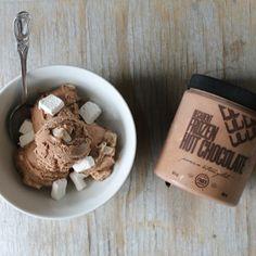 Frozen Hot Chocolate gelato by Fiasco. MUST TRY