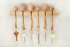 5 Trucos para no perder las llaves nunca más #trucos #casa #habitissimo