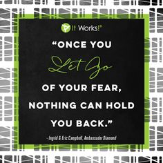 Email me to get you started on this amazing journey! www.dianeschisler.myitworks.com