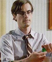 — toyboxboy: Reid's little nose twitch (part 2) ...