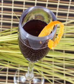Volcano – Mix That Drink  The Volcano is one spectacular-tasting champagne cocktail. It blends the flavor of raspberry liqueur and the orange taste of curacao with champagne for a pure alcohol treat. There's no reason to waste expensive champagne on this cocktail, since the liqueurs will drown out the more subtle notes anyway. This drink is a great way to use up some champagne that's about to go bad, and a great way to dispose of some cheap champagne... #bluecuracao #champagne #raspberry