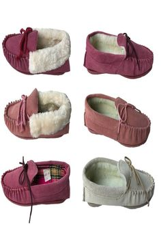 4dadd9ad8388 13 Best Ladies Moccasin Slippers images