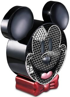 Mickey Mouse Fan Electric Fan  I like it but at $150 it's kind of ridiculous.