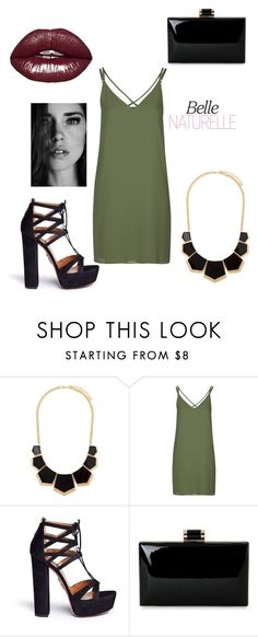 """""""Untitled #251"""" by autumnjones14 ❤ liked on Polyvore featuring Forever 21, Topshop and Aquazzura"""