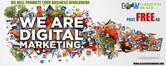 We are into Social Media Network Marketing Pro Post free ad on http://www.classifiedsonweb.com to get more customers worldwide.