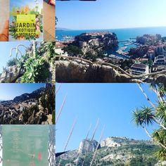 #Rocher When in #monaco #jardinexotiquedemonaco #BEAUTIFUL #beautifulview #simonesadventures #travelbug  #blacktravel #travelnoire by simoneisabel from #Montecarlo #Monaco