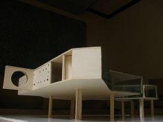 Le Corbusier Funaments House 4