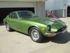 1973 Datsun 240Z Drove a rally car back in the day - awesome, basically a Japanese built Healey 3000