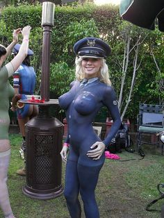Body Painted Beauties of the Armed Forces ) | Flickr - Photo Sharing!