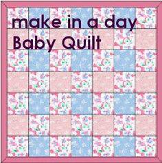 Fully illustrated instructions for creating a beautiful baby quilt inch by inch. Baby Patchwork Quilt, Patchwork Quilt Patterns, Beginner Quilt Patterns, Chevron Baby Quilts, Rag Quilt, Quilting Patterns, Quilting Ideas, Baby Quilt Tutorials, Baby Sewing Projects