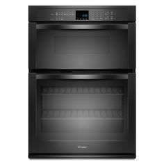 Whirlpool Self-Cleaning with Steam Microwave Wall Oven Combo (Common: 27-in; Actual: 27-in)