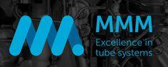 Rediseño de marca para la empresa industrial MMM.
