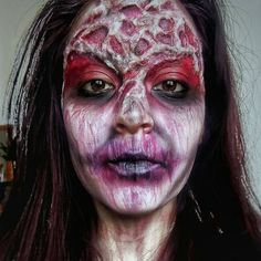 halloween monster special effects makeup sfx and prosthetics - Halloween Effects Makeup