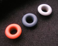 Rubber coated eyelets matched to Pantones Cowboy Accessories, Trim Board, Zip Puller, Instagram Background, Textiles, Key Design, Fashion Details, Futurama, Cords