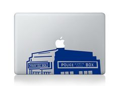 Hey, I found this really awesome Etsy listing at https://www.etsy.com/listing/198500663/dr-who-macbook-decal-macbook-sticker-mac