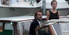 Alessandro Preziosi e Greta Carandini news Venezia 2015
