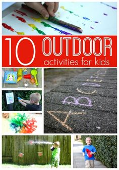 Toddler Approved!: 10 Awesome Outdoor Activities for Kids