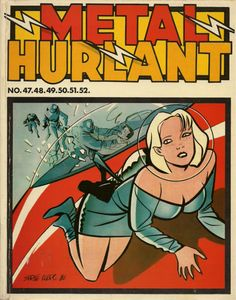 metal hurlant - Google Search