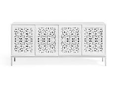 Mandara Media Console   Arhaus Furniture