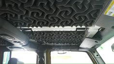 diy acoustic foam.... For the winter