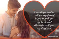 103 Sweet And Cute Love Quotes For Husband Valentine Message For Husband, Romantic Messages For Husband, Birthday Msg For Husband, Cute Love Quotes, Love Quotes For Him Romantic, Love For Husband, Love My Husband Quotes, Hubby Quotes, Wife Quotes