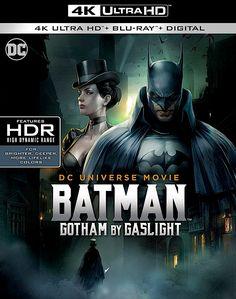 BATMAN: GOTHAM BY GASLIGHT 4K BLU-RAY (WARNER)