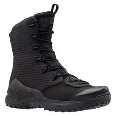 The Under Armour Infil Ops GTW is a rugged tactical boot designed to handle any mission on any terrain. Built with a waterproof leather and high-abrasion textile upper, this versatile boot is ideal for urban infiltration missions or treks over rocky terra Tactical Wear, Tactical Clothing, Rugged Style, Men's Shoes, Shoe Boots, Kobe Shoes, Under Armour, Tac Gear, Military Gear