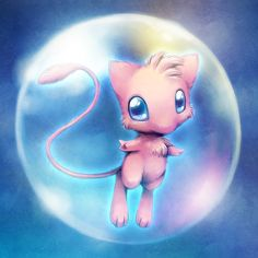 4094e7b11b Mew  lt 3 cutest Pokemon picture i ve seen in a while Cute Pokemon
