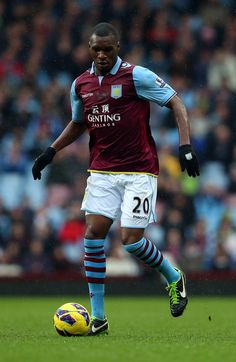 ~ Christian Benteke on Aston Villa ~ Adidas Predator Lz, Aston Villa Fc, Best Club, West Midlands, Football Players, Premier League, Christian, Belgium, Beast