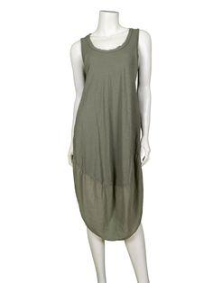 Kleid, khaki - www.meinkleidchen.de